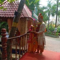 Divya Ghag & Vaibhav Vinayak Patil