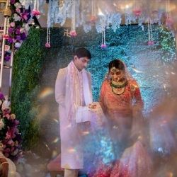 Riya Mashru & Parth Bhula