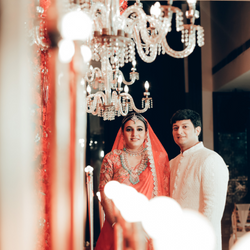 Sahil (Bride's brother-in-law)